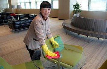 广州保洁公司日常保洁常识