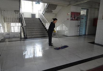 广州学校保洁