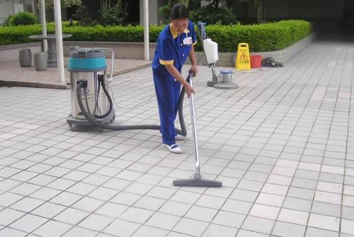 广州大厦楼盘小区物业保洁